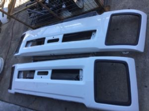Isuzu F-Series 2008 onwards Front Bumper Assembly