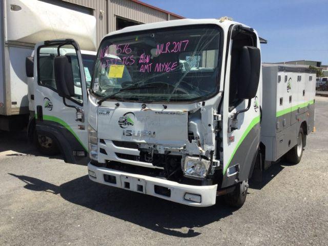 Isuzu N-Series NLR NLR85 2015-